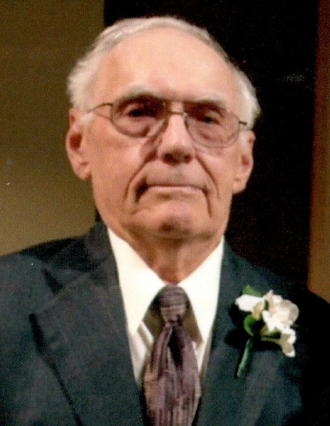 James Lawson Heflin, 93