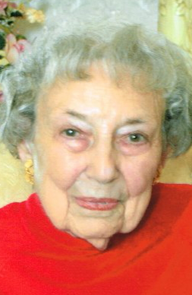 Marcia Standley Batterton, 94