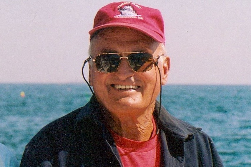 Capt. Jerry (Alan) Hill