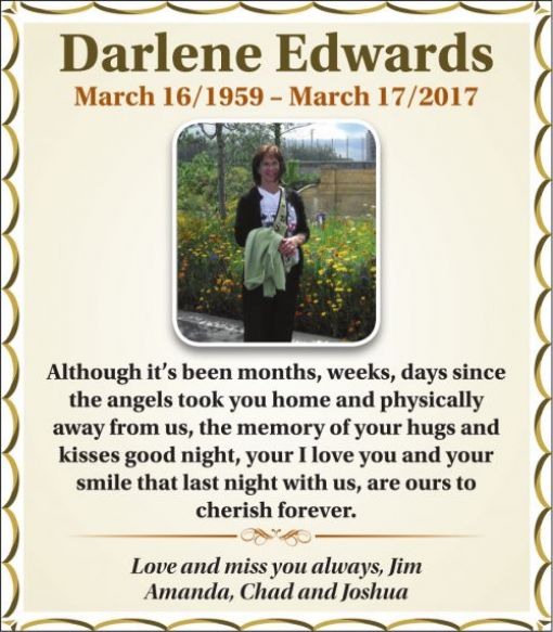 Darlene  EDWARDS
