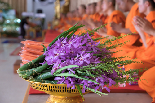 Buddhist Funeral Traditions