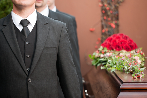Minimizing Family Drama at the Funeral Service