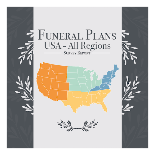 Funeral Planning in the United States: All Regions