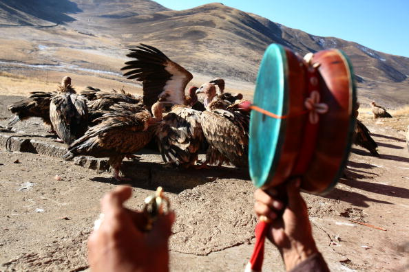What is a Sky Burial?