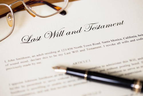 Steps to Take When Filing a Will