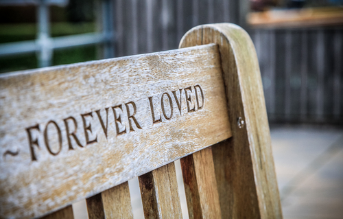 Memorial Plaques and Benches