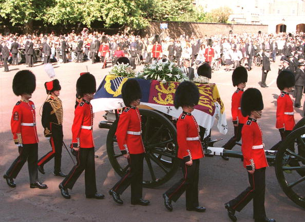 The 3 Most Watched Televised Funerals in History