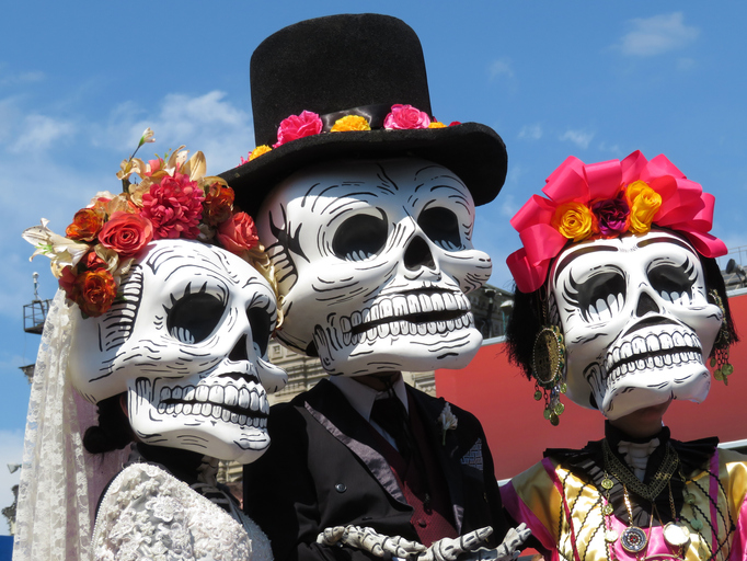 Día de Muertos: The Mexican Practice of Using Celebration to Explore Death